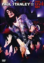 Best paul stanley dvd one live kiss Reviews