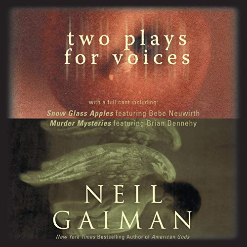 Two Plays for Voices cover art