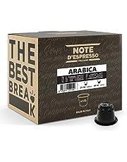 Note d'Espresso - Arabica - Capsules de Café - Exclusivement Compatible avec Machine Nespresso* - 100 x 5,6 g