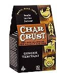 Char Crust Dry-Rub Seasoning, Ginger Teriyaki, 4-Ounce (Pack of 6)