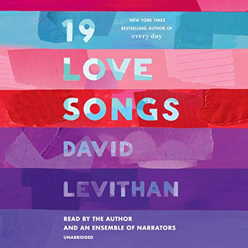 19 Love Songs audiobook cover art