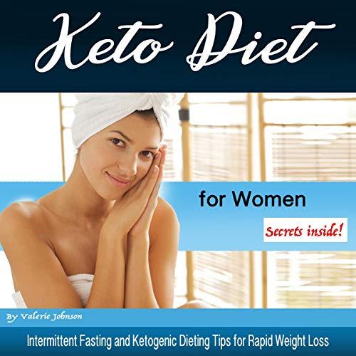 Keto Diet for Women cover art