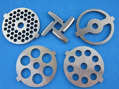 1 X (5) Pc SET New Grinding plate discs...