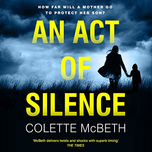 An Act of Silence audiobook cover art