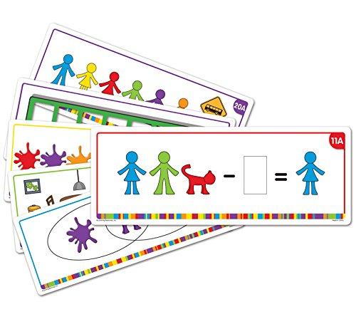 "Learning Resources All About Me Aktionskarten ""Familien-Spielfiguren"""