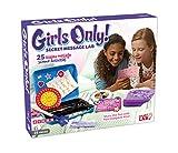 SmartLab Toys Girls Only! Secret Message Lab,Purple