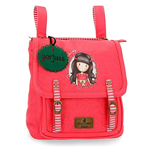 Gorjuss Every Summer Has A Story Sac à dos loisir 30 centimeters 6.96 Multicolore (Multicolor)