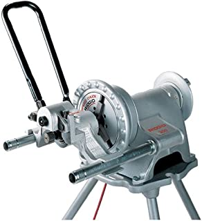 Ridgid 60382 Power Driven 916 Roll Groover for 535 Threading Machine
