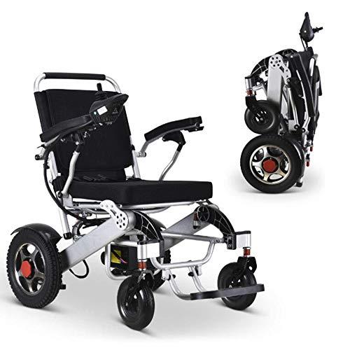 2020 New Folding Ultra Lightweight Elektrischer Rollstuhl, Luftfahrt erlaubt, Hochleistung, Mobilität motorisiert, tragbare Leistung (19.5