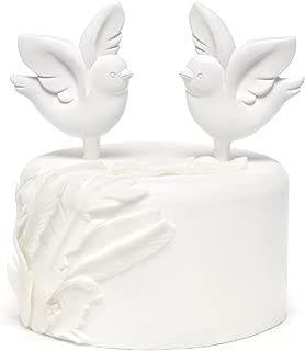 Hortense B. Hewitt Wedding Accessories Love Bird Cake Pick Set