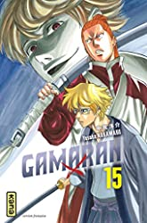 Gamaran - Tome 15 d'Yosuke Nakamaru