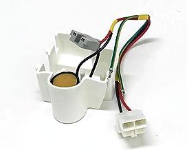 OEM LG Refrigerator Compressor Start Relay Thermistor Shipped With LFXS29626W/00, LFXS29626W/01, LFXS29766S, LFXS29766S/00...