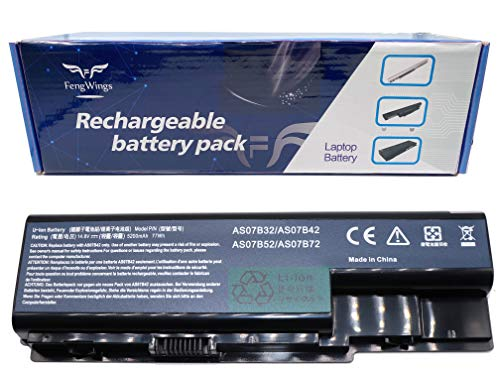 14.8 V 4800 mAh AS07B42 AS07B52 AS07B72 AS07B32 Reemplace la batería del...