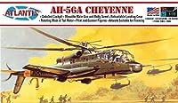 アトランティスモデル 1/72 アメリカ陸軍 AH-56A シャイアン 攻撃ヘリ プラモデル ATLAMCA506