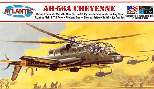 Atlantis AMCA506 1/72 AH-56A Cheyenne Modellbau