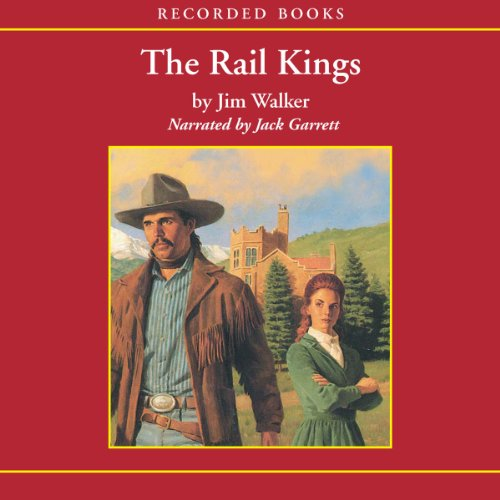 The Rail Kings audiobook cover art