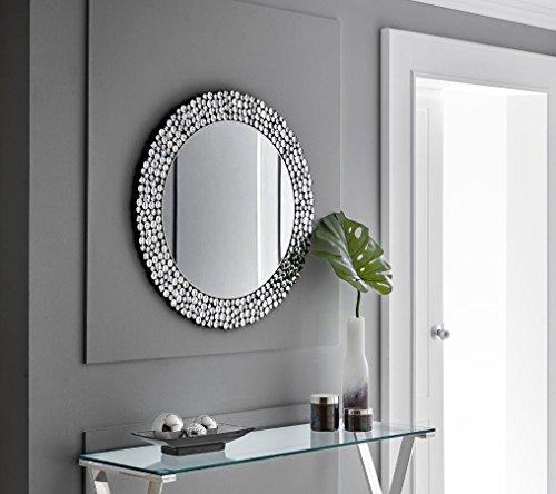 Dugarhome - Espejos Modernos de Cristal - Espejo Cristal BALANS (80X80)