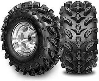 Two new 24x9-10 Swamp Lite ATV Tires 24 9 10 SWL50