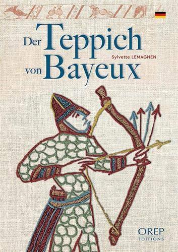 Der Teppich von Bayeux (allemand)