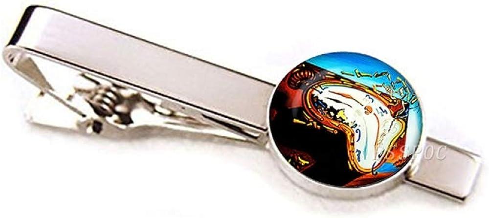 Men'S Tie Popular product Clip Music Boat Shape Bar Buckle Max 72% OFF Pin T Regular Set