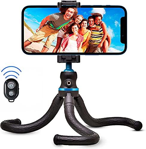 Flyroy | Treppiede Smartphone |Treppiedi cellulare Octopuss| Cavalletto Telefono Modello...