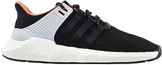 Men's Originals EQT Support 93/17 Shoes (Core Black, Black, White - Size 11.5)