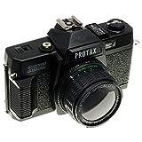 Camara Fotografica de Carrete de 35 mm. Protax 2000 Lens Made in Japan