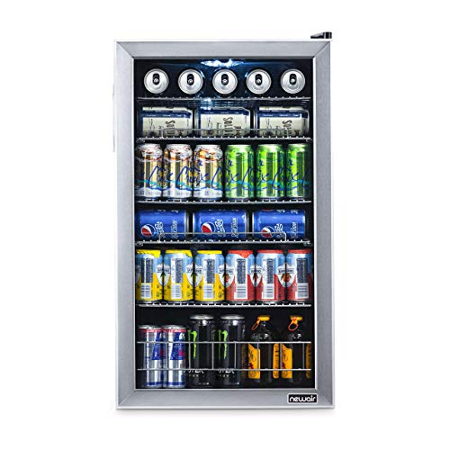cool beverage mini fridge