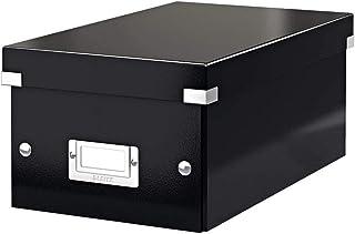 Leitz DVD Box Click Store 6042-00-95 sw