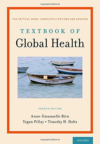 Textbook of Global Health