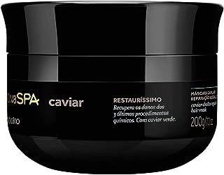 O Boticario Nativa Spa Caviar Hair Repair Mask, 200 g