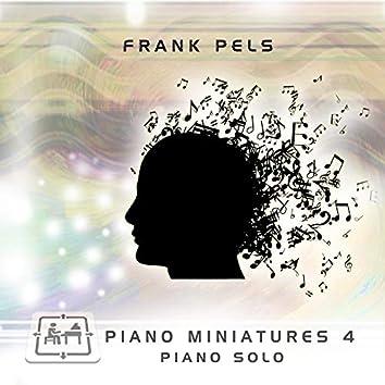 Piano Miniatures 4 Piano Solo