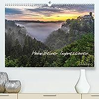 Hohnsteiner Impressionen (Premium, hochwertiger DIN A2 Wandkalender 2022, Kunstdruck in Hochglanz): Hohnstein - eine Perle in der Saechsischen Schweiz (Monatskalender, 14 Seiten )
