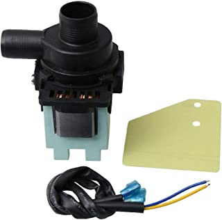 DLONY Washer Drain Pump Replacement WD-5470-09 for Haier Machines PCX-30L V12624 GWT450AW GWT450AW