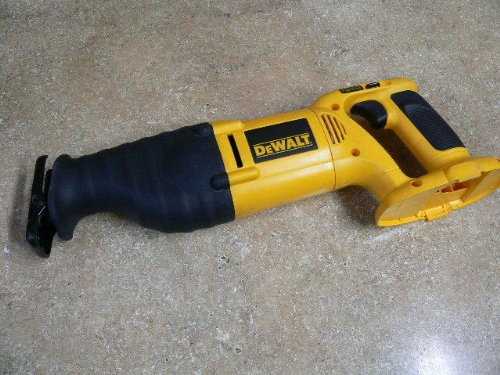 DeWalt DW938 18-Volt Reciprocating Sawzall Variable Speed Cordless (Bare-Tool) with free Gift