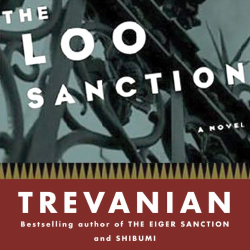 The Loo Sanction audiobook cover art