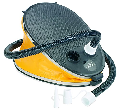 Texsport Deluxe High Volume Bellows Foot Air Pump