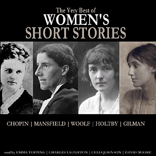 The Very Best of Women's Short Stories audiobook cover art
