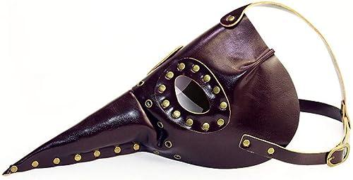 APJJ Halloween Pest Long Bird Mund Doctor Maske Cosplay Ball Festival Party Requisiten Liefert