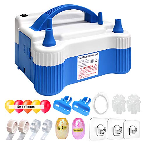 G-LEAF Electric Balloon Blower Pump/Electric Balloon Inflator For Decoration