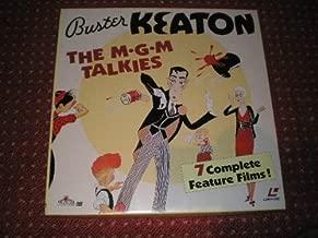 Buster Keaton: The MGM Talkies Box Set (12
