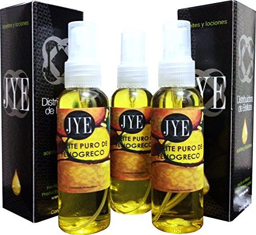 Aceite De Fenogreco marca JYE