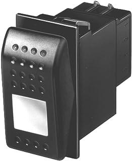 HELLA 6EH 007 832 001 Schalter   S22   Kippbetätigung   Ausstattungsvar.: I 0   Anschlussanzahl: 2   ohne Komfortfunktion