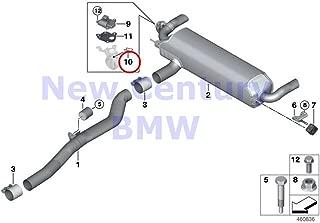 BMW Genuine Exhaust System Rear Fixing Bow X5 35i X5 35iX X5 40eX X5 50iX X6 35i X6 35iX X6 50iX 228i 228iX M235i M235iX 228i 228iX M235i M235iX 328i 328iX 335i 335iX Hybrid 3 328i 328iX 330e 340i 340
