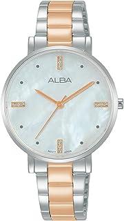 ALBA Ladies Hand Watch - Fashion - Stainless Steel Bracelet AH8875X1