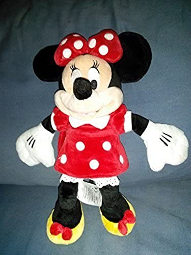 Disney's Minnie Mouse Plush - rouge Robe -- 19'' H by Disney