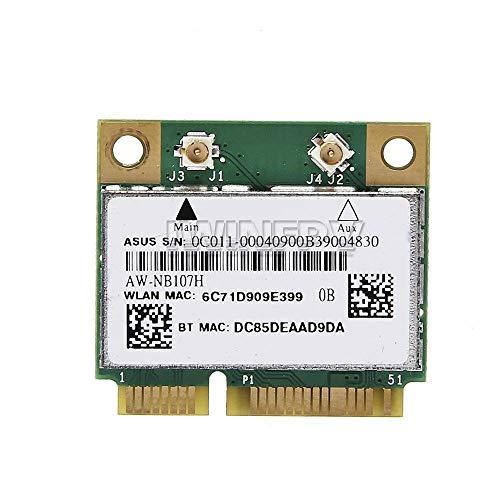 Rpsl 300Mbps Laptop Wireless Lan Scheda Broadcom BCM943142HM Bluetooth 4.0 Wi-Fi 802.11b / G/N Mezza Mini Pci-E WLAN Wi-Fi BT Bluetooth Scheda