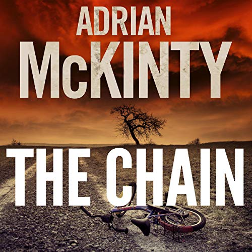 The Chain audiobook cover art