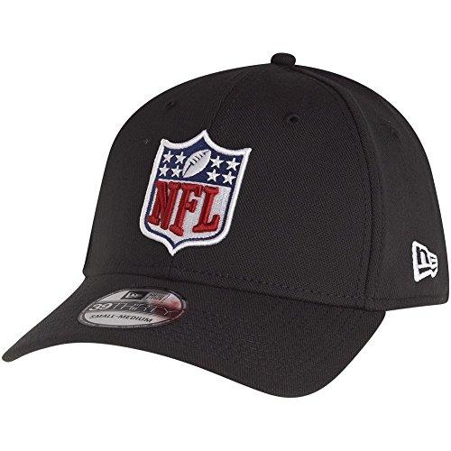 New era NFL 39thirty Cap NFL Shield Black - L-XL