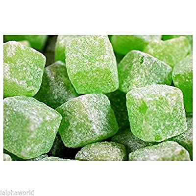 kingsway sour apple cubes boiled wedding favours sweets candy party (200g 200g) KINGSWAY SOUR APPLE CUBES BOILED WEDDING FAVOURS SWEETS CANDY PARTY (200g 200g) 51weBnzv7jL